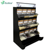 Ecobox TG-02101C candy display shelf rack 1.5M height