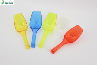 Ecobox BXCP-001 PA Free and FDA Approved plastic Scoop